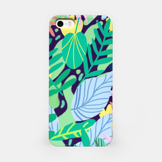 Thumbnail image of Wild Garden iPhone Case, Live Heroes