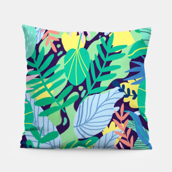 Thumbnail image of Wild Garden Pillow, Live Heroes