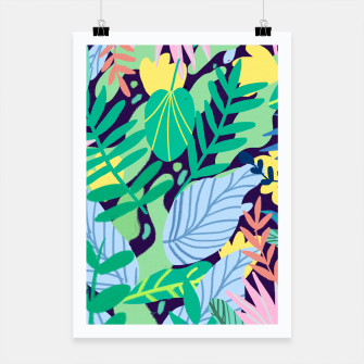 Thumbnail image of Wild Garden Poster, Live Heroes