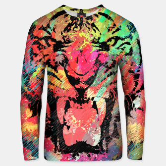 Thumbnail image of The Tiger Mess Sweater, Live Heroes