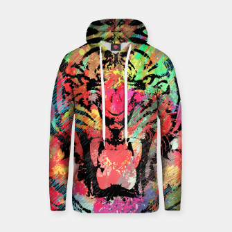 Thumbnail image of The Tiger Mess Hoodie, Live Heroes