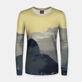 Thumbnail image of Sugarloaf Mountain Colors Women sweater, Live Heroes