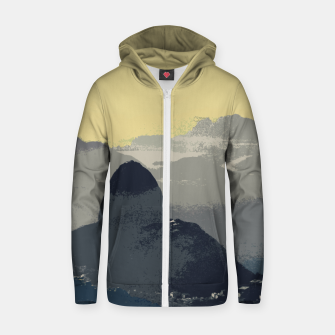 Thumbnail image of Sugarloaf Mountain Colors Zip up hoodie, Live Heroes