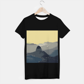 Thumbnail image of Sugarloaf Mountain Colors T-shirt regular, Live Heroes