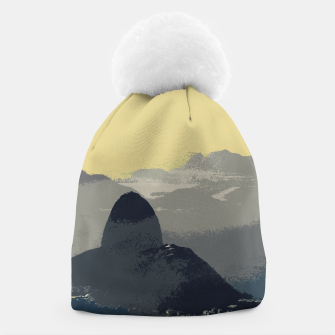 Thumbnail image of Sugarloaf Mountain Colors Beanie, Live Heroes