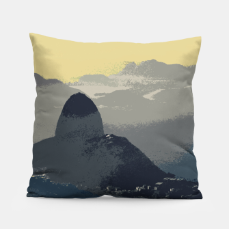 Thumbnail image of Sugarloaf Mountain Colors Pillow, Live Heroes
