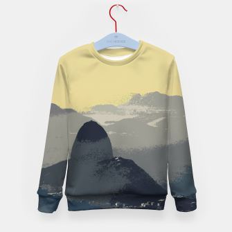Thumbnail image of Sugarloaf Mountain Colors Kid's sweater, Live Heroes