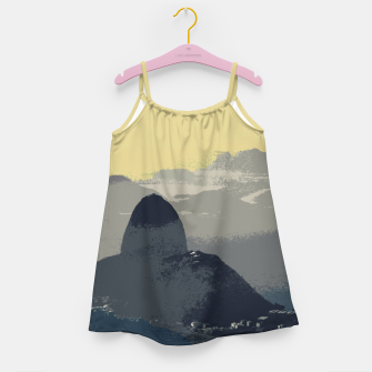 Thumbnail image of Sugarloaf Mountain Colors Girl's dress, Live Heroes