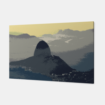 Thumbnail image of Sugarloaf Mountain Colors Canvas, Live Heroes