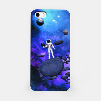 Thumbnail image of Cosmic Hitchhiker iPhone-Hülle, Live Heroes