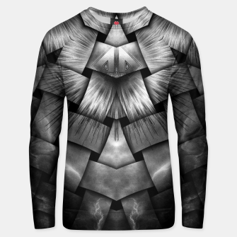 Thumbnail image of DiDon Weave Unisex sweater, Live Heroes