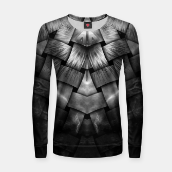 Thumbnail image of DiDon Weave Women sweater, Live Heroes