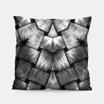Thumbnail image of DiDon Weave Pillow, Live Heroes