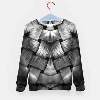 Thumbnail image of DiDon Weave Kid's sweater, Live Heroes