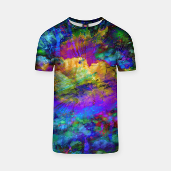 Miniaturka Abstract Sky T-shirt, Live Heroes
