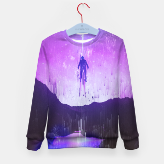 Purple Dream Kid's sweater thumbnail image