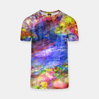 Miniaturka Abstract Sky I T-shirt, Live Heroes