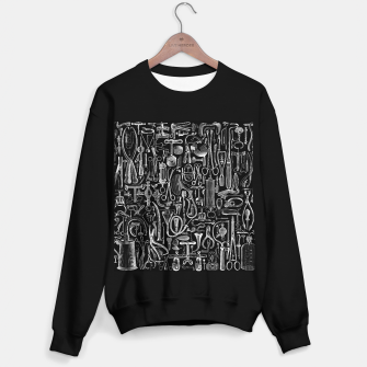 Thumbnail image of Medical Condition BLACK for Nurses and Doctors Sweater regular, Live Heroes
