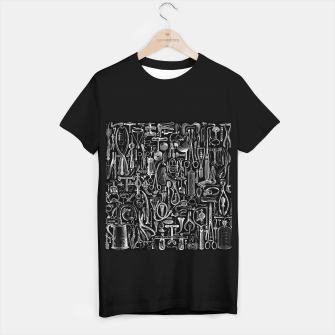 Thumbnail image of Medical Condition BLACK for Nurses and Doctors T-shirt regular, Live Heroes