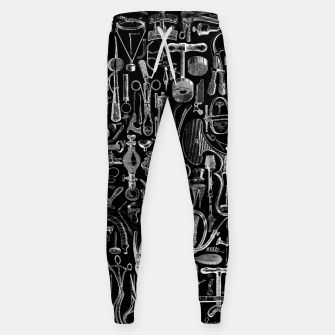 Thumbnail image of Medical Condition BLACK for Nurses and Doctors Sweatpants, Live Heroes