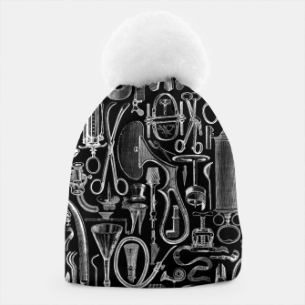 Thumbnail image of Medical Condition BLACK for Nurses and Doctors Beanie, Live Heroes