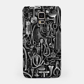 Thumbnail image of Medical Condition BLACK for Nurses and Doctors Samsung Case, Live Heroes