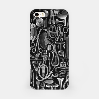 Thumbnail image of Medical Condition BLACK for Nurses and Doctors iPhone Case, Live Heroes