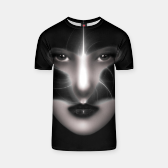 Thumbnail image of Angel Eyes T-shirt, Live Heroes