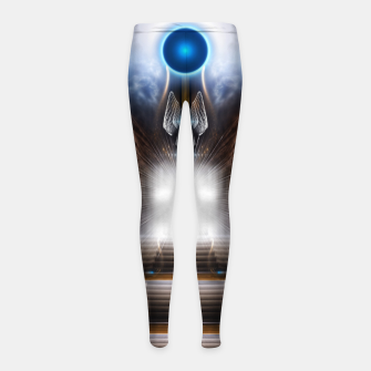 The Temple OF Heaven Girl's leggings thumbnail image