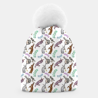 Thumbnail image of Medieval rabbit musicians Beanie, Live Heroes