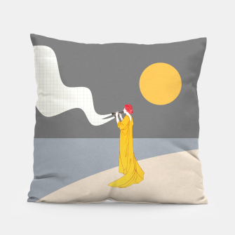 Thumbnail image of Sound of the Moon Pillow, Live Heroes