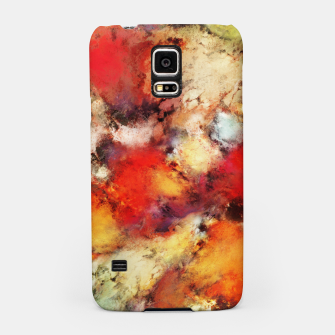 Red colour identity Samsung Case thumbnail image