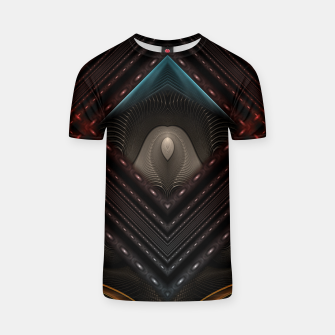 Thumbnail image of Imperial Wrap T-shirt, Live Heroes