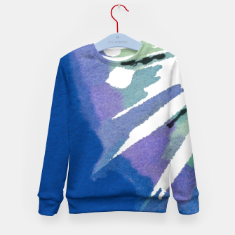 Thumbnail image of SPLASH Kid's sweater, Live Heroes
