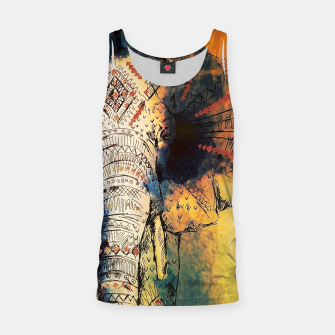Thumbnail image of ELEPHANT Tank Top, Live Heroes