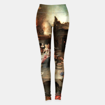 Miniatur Dark Side Leggings, Live Heroes