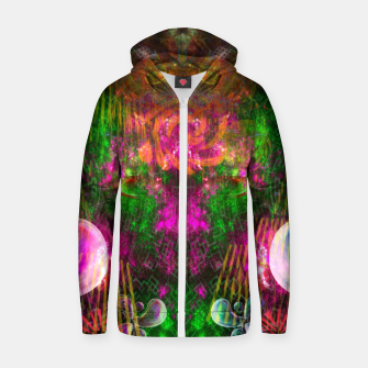 Thumbnail image of Fruiting Thoughts  Zip up hoodie, Live Heroes