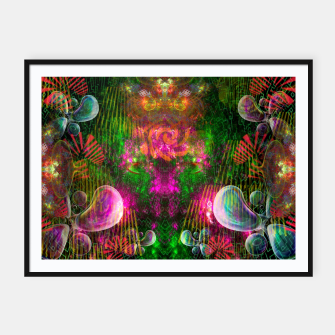 Thumbnail image of Fruiting Thoughts  Framed poster, Live Heroes