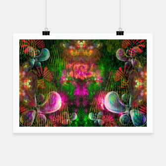 Thumbnail image of Fruiting Thoughts  Poster, Live Heroes