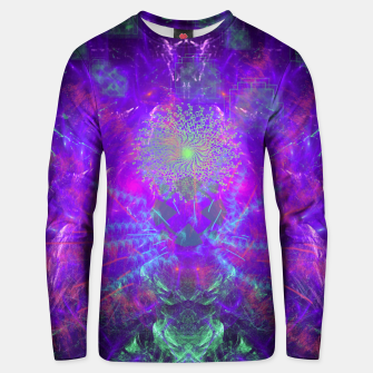 Thumbnail image of Thought Broadcasting Unisex sweater, Live Heroes