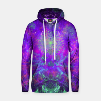 Thumbnail image of Thought Broadcasting Hoodie, Live Heroes
