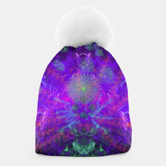 Thumbnail image of Thought Broadcasting Beanie, Live Heroes