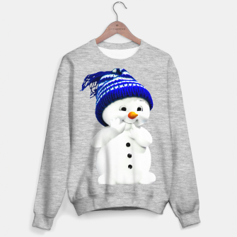 Thumbnail image of SNOWMAN Sweater regular, Live Heroes