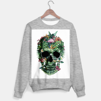 Tropical Skull Sweater regular thumbnail image
