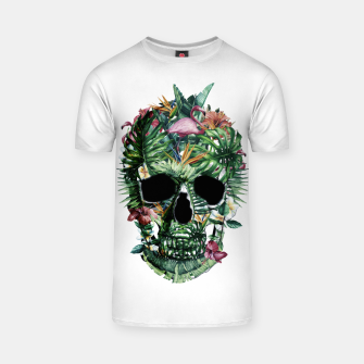 Tropical Skull T-shirt thumbnail image