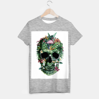Tropical Skull T-shirt regular thumbnail image