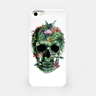 Tropical Skull iPhone Case thumbnail image