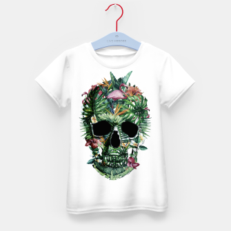 Tropical Skull Kid's t-shirt thumbnail image