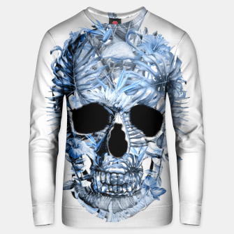 Thumbnail image of Tropical Skull Unisex sweater, Live Heroes
