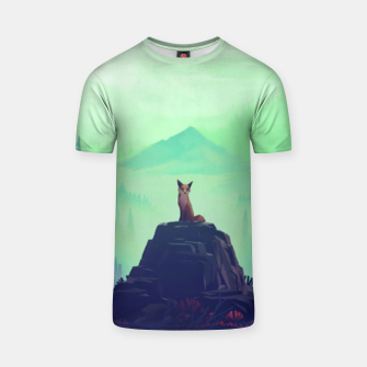 Fantasy Fox T-shirt thumbnail image
